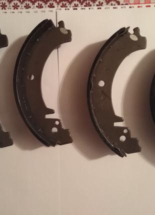 Задние тормозные колодки на ВАЗ 2101