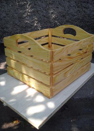 Ящик для хранения(в связи с периодом летних отпусков необходим...