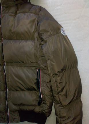 Дутая куртка Moncler