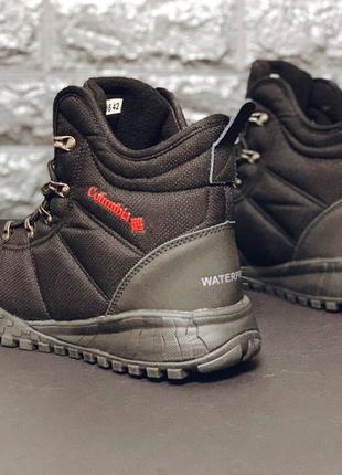Зимние мужские термо ботинки