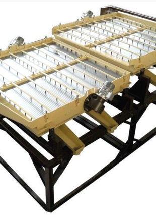Очищающе-калибрующая машина Фадеева (ОКМФ)(калибратор, рассев)