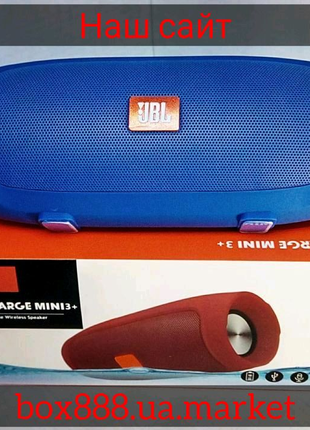 Колонка MINI JBL с USB, SD, FM, Bluetooth и 1-м динамиком 13.2см*