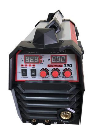 Сварочный аппарат луч-профи MIG/MMA-320