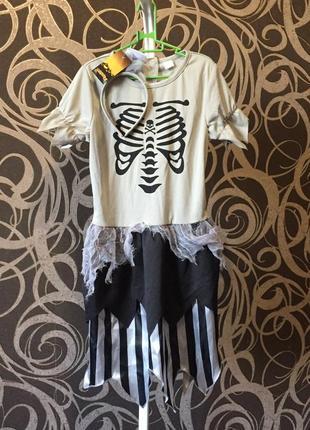 Новый классный костюм на хэллоуин
