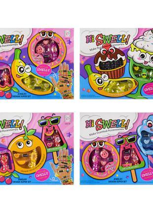Набор для плетения браслетов Can Fa Toys Разноцветный