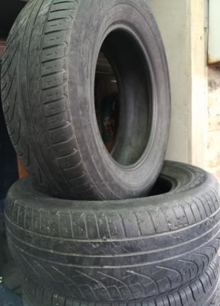 Шини літні бу 215/65 R15 Michelin Pilot Primacy,nokian