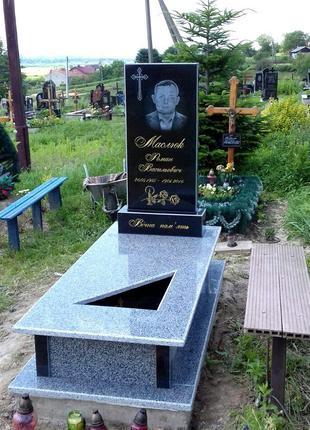 Памятник гранітний №1