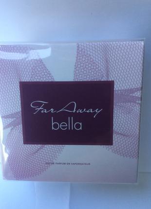 Парфюмерная вода far away bella avon для женщин