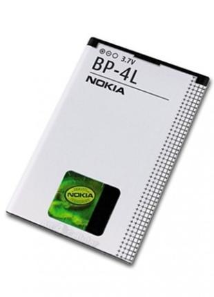 Аккумулятор батарея Nokia BP-4L, 6760, 6650, E52, E55, E61, E6...