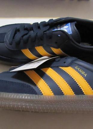 Кроссовки для мальчика adidas samba og оригинал 38.5 eur