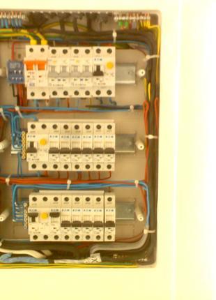 Электромонтажные работы охранно-пожарные сигнализации Цены указан