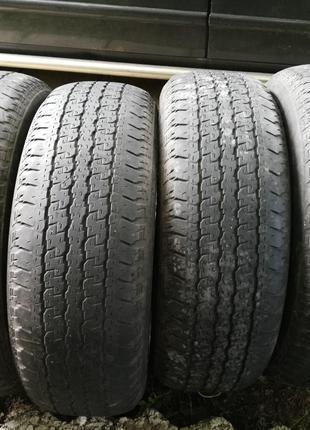 шини літні бу R17 265/65 Bridgestone Dueler H/T 840