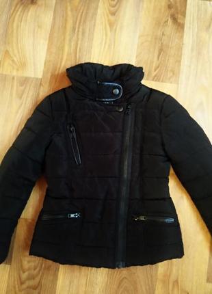 Теплая куртка i love next