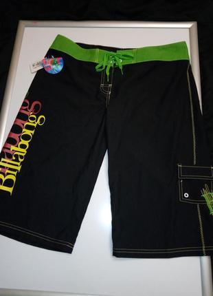 Плавательные шорты billabong