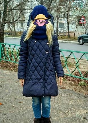 Пуховик для беременных, зимняя куртка пальто