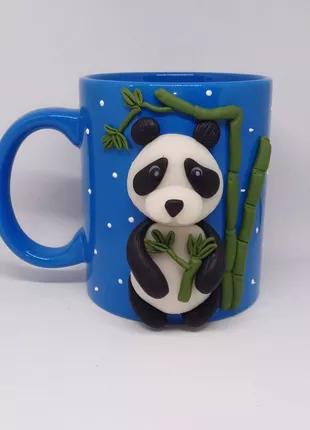 Чашка с палочкой