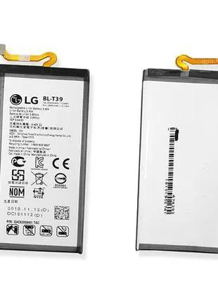 Оригинальный аккумулятор BL-T39 EAC63878401 для LG G710 G7 ThinQ