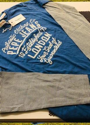 Реглан/кофта pepe jeans london испания