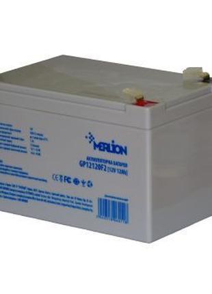 AGM аккумулятор Merlion 12-12 для эхолотов