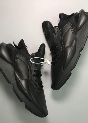 Кроссовки: adidas yohji yamamoto y-3 kaiwa full black