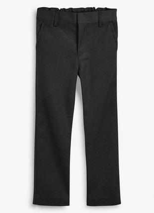 Школьные брюки trutex (classic fit). на 9 лет.