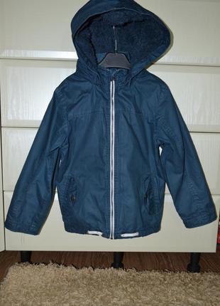 Куртка-ветровка h&m.