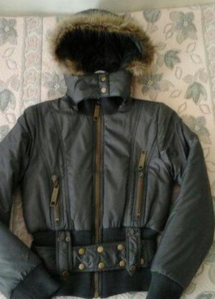 Куртка женская mystic. весна-осень. размер 36 (s).