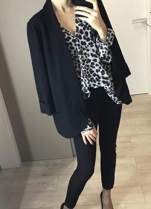 Пиджак кардиган