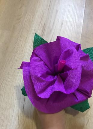 Квіти паперові