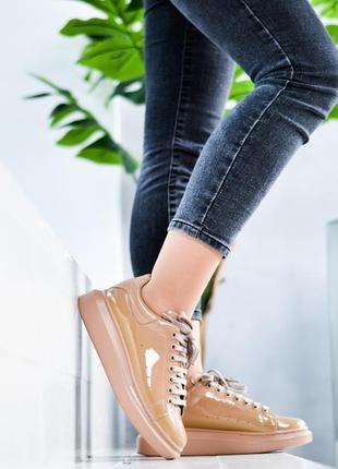Шикарные кроссовки a. mcqueen