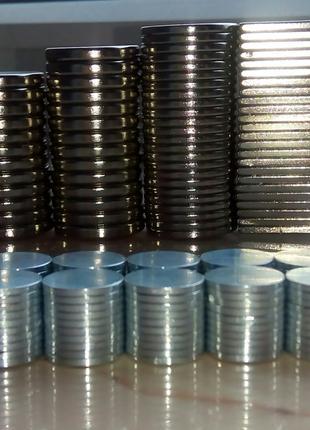 Неодимовые супермагниты магниты Неодим-Железо-Бор NdFeB