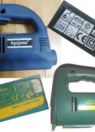Запчасти на лобзик Topex 68009 350W и Agojama 25C704