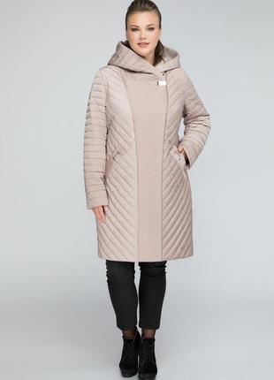 Пальто больших размеров