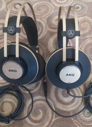 Оригинальные наушники AKG K92