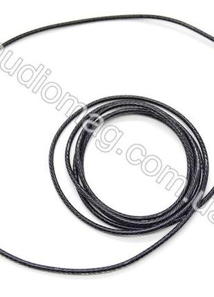 Аудио кабель провод для наушников 3.5 х 3.5 мм с микрофоном Meizu