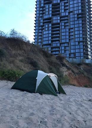 Аренда палатки на 2-5 человек в Одессе