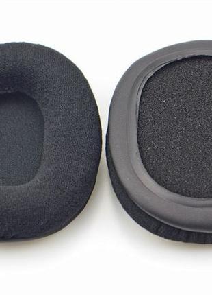 Велюровые амбушюры для наушников ATH M30 M35 M40FS M45 M50