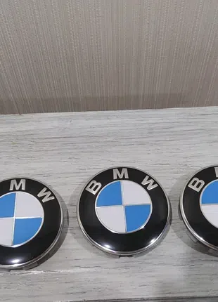 Колпачки на диски BMW e60 e65 e90 f01 f10 e38 e39 x1 x3 x5 x6 e46