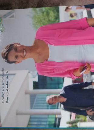 Книга з німецької Schritte B1.1 neu