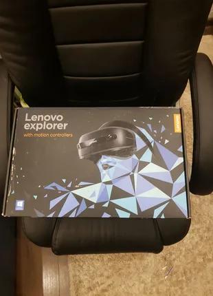 Шлем виртуальной реальности Lenovo Explorer  Б/У