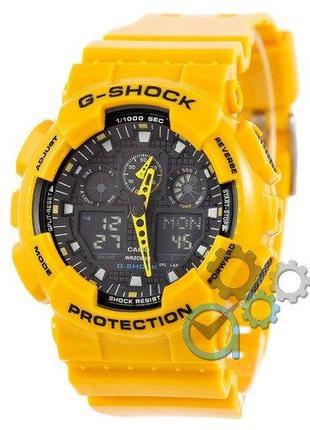Наручные часы стандарт Casio G-Shock AAA GA-100