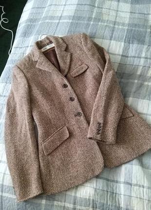 Пиджак ralph lauren 1 линия шерсть
