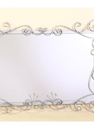 Зеркало в кованой рамке