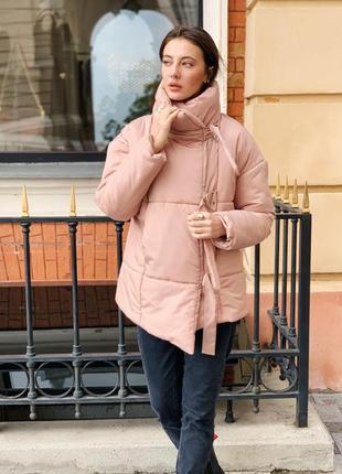 Распродажа ! зимняя куртка пуховик одеяло  песок