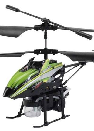 Вертолёт 3-к микро и-к WL Toys V757 BUBBLE мыльные пузыри