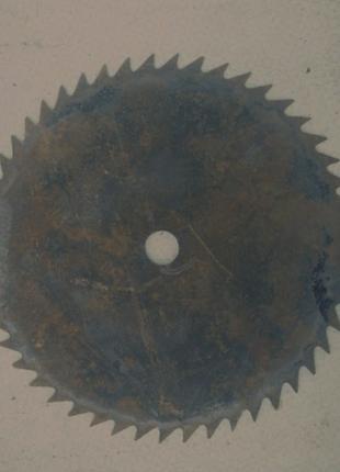 Пила 630 мм дисковая ф50мм Z48 для продольной распиловки