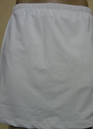 Юбка шортиками для тенниса, размер l