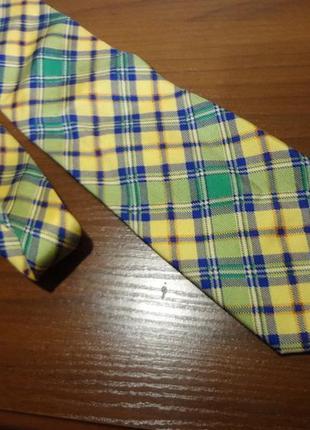 Галстук/краватка из шелка