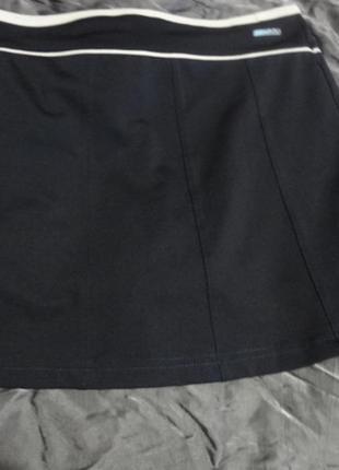 Юбка шортиками для занятия теннисом etirel размер xs