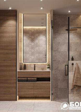 Дизайн интерьера квартир, домов, магазинов, офисов, скидка -50%